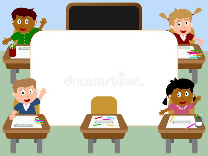 Download Photo Frame - School [2] stock illustration. Illustration of ethnic - 6378222