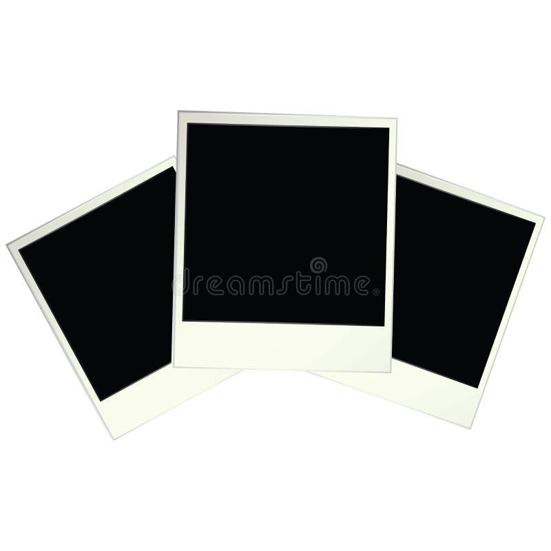 Download Photo frames stock illustration. Illustration of clean - 12746926