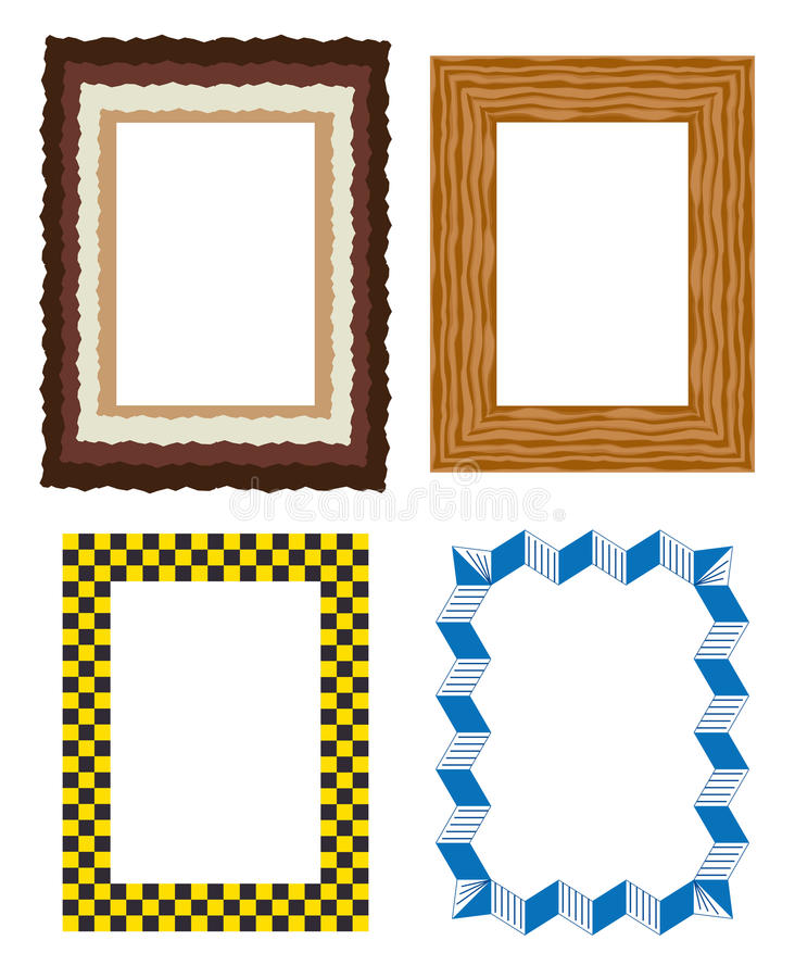 Download Photo frames stock illustration. Image of photo, abstract - 23041575