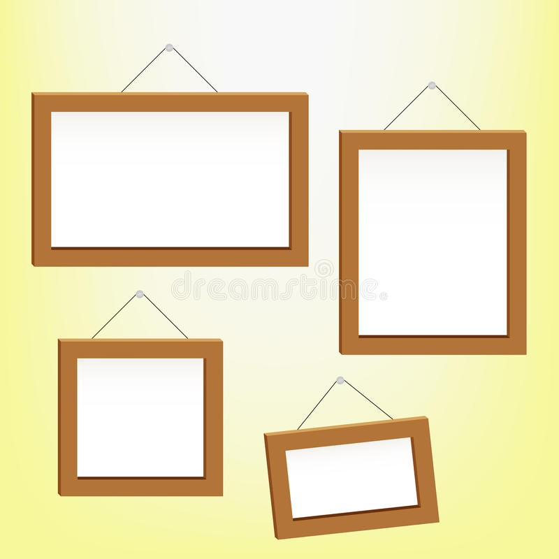 Photo Frames Royalty Free Stock Photography