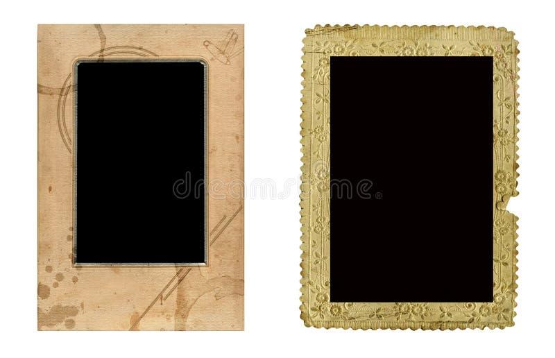 Photo frames stock image