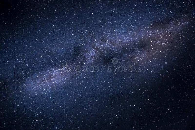 Photo of Galaxy royalty free stock photography