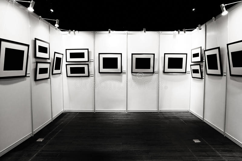 Download Photo gallery stock photo. Image of display, exhibition - 23739820
