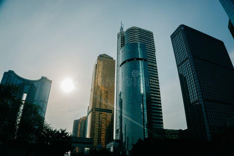 Photo of Gray Concrete Buildings stock photos