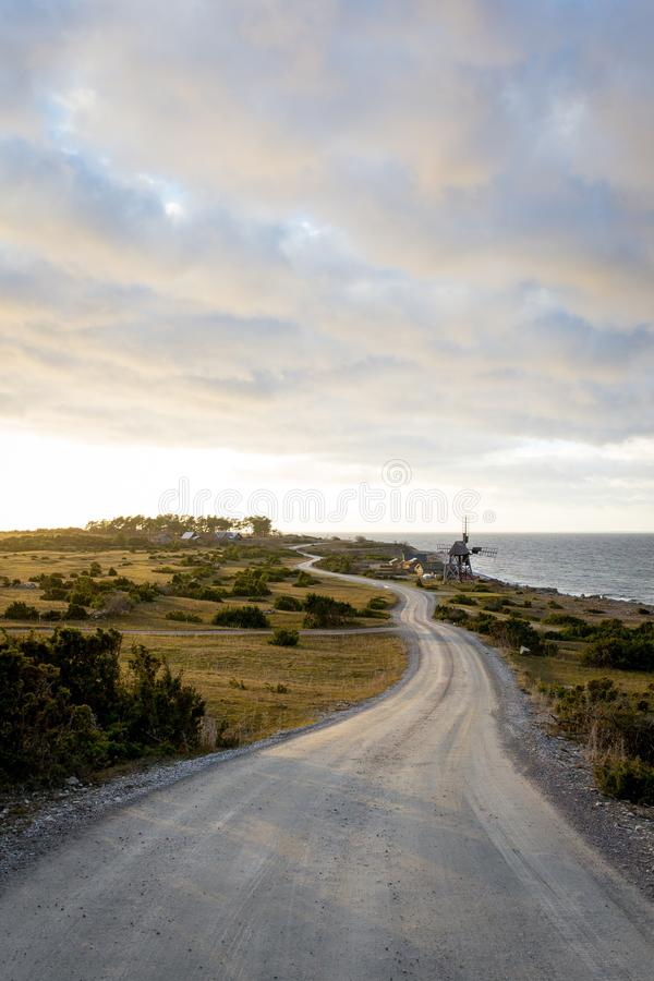 Photo Of Grey Sand Road Near Body Of Water During Daytime Free Public Domain Cc0 Image