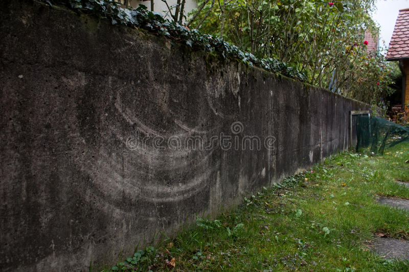 Photo grise de refernce de texture de mur image libre de droits