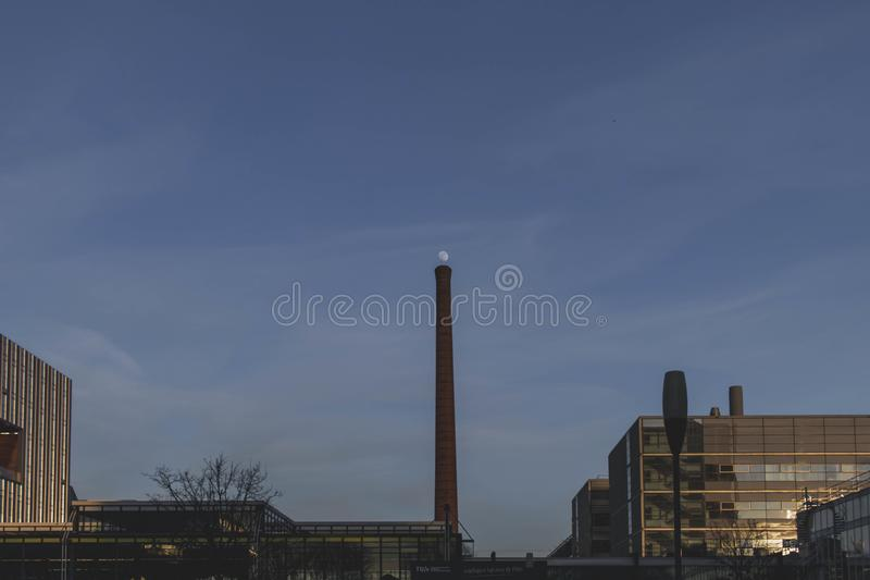 Photo of High Rise Buildings stock photos