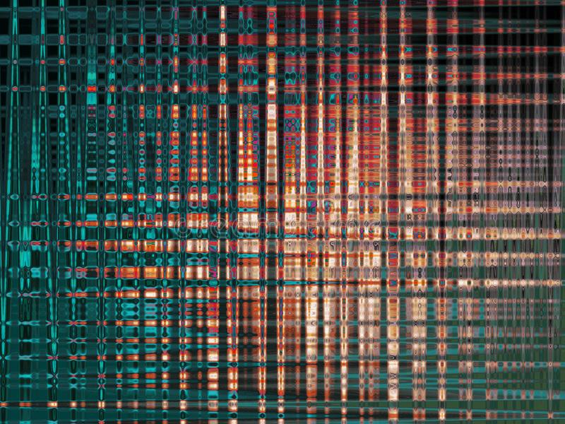 Background wallpaper screensaver image colour grid fabric sonic interference wave wavelength sound. Photo ideal background of sonic wave interference wavelength stock photos