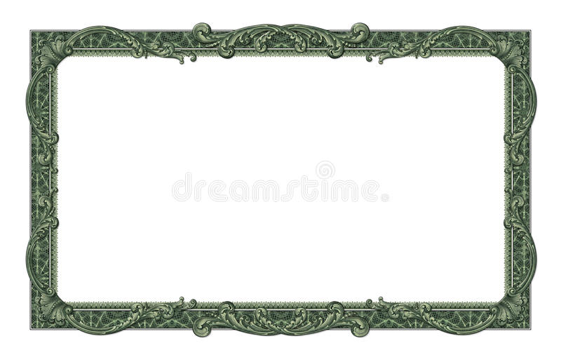 money border stock image image of dollar wealth rectangle 29744005 rh dreamstime com