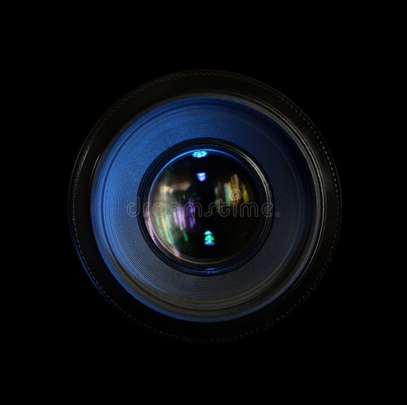 Photo lens stock photos