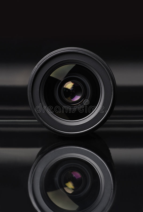 Photo lens royalty free stock photography