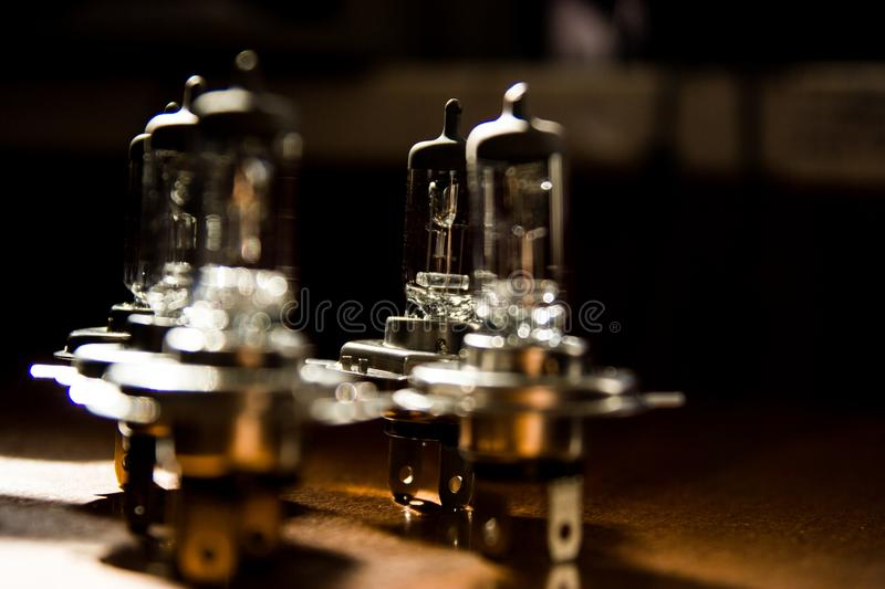 Light bulbs for car stock image. Image of autoshops - 114002805