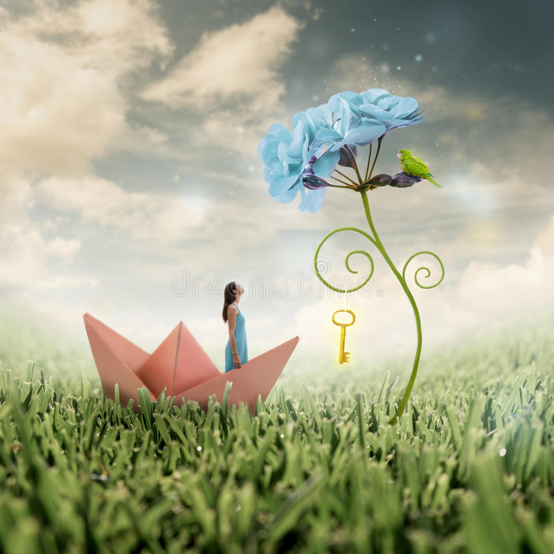 Free Photo Manipulation: Unlocking The Power Of Individual Potential Stock Photography - 93802802