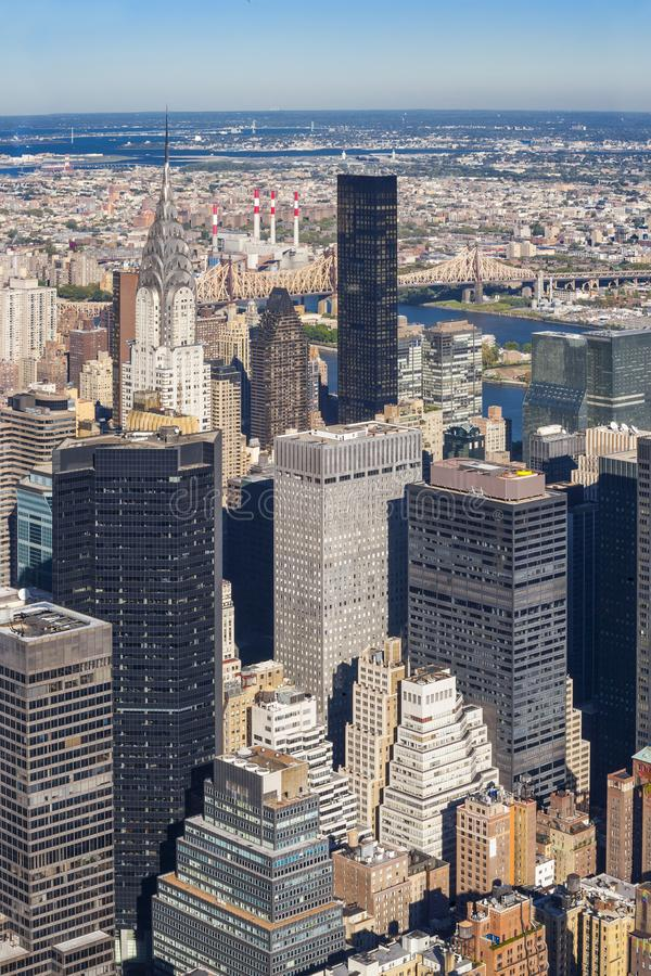 Download Midtown Manhattan Cityscape At Midday Stock Photo - Image of manhattan, states: 111386194