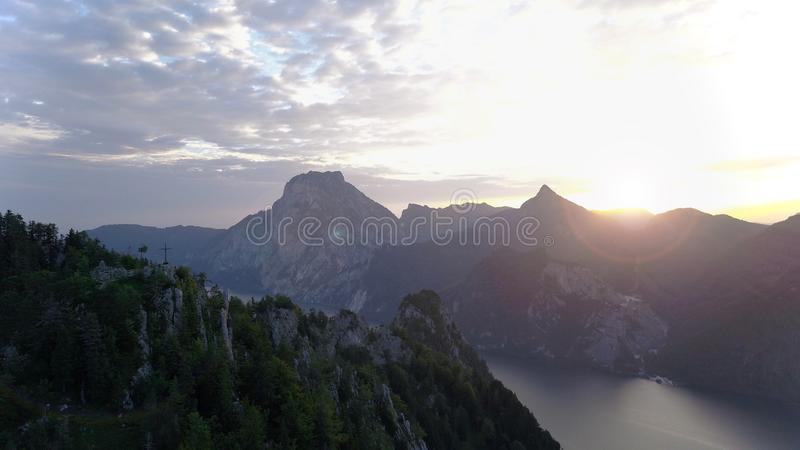 Photo of Mountains royalty free stock images