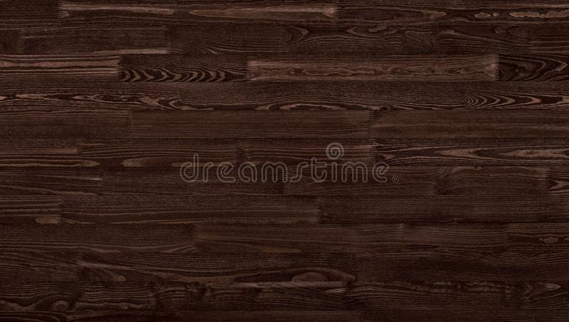 Photo of natural dark wood for background or texture royalty free stock photos