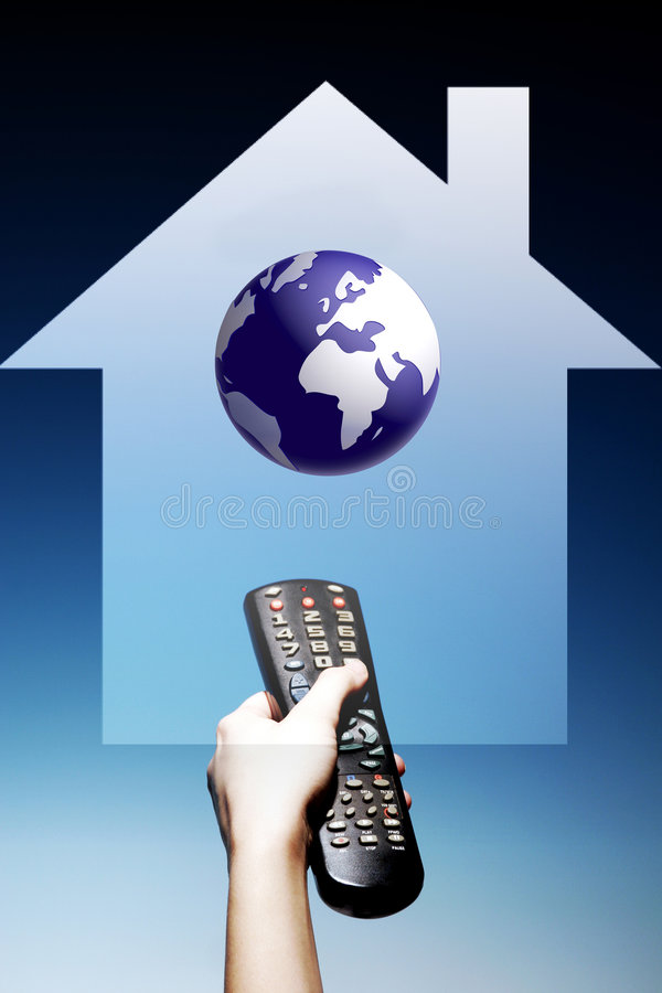 Free Photo Of Hand Holding Television Remote Control In The Home From Royalty Free Stock Image - 514246