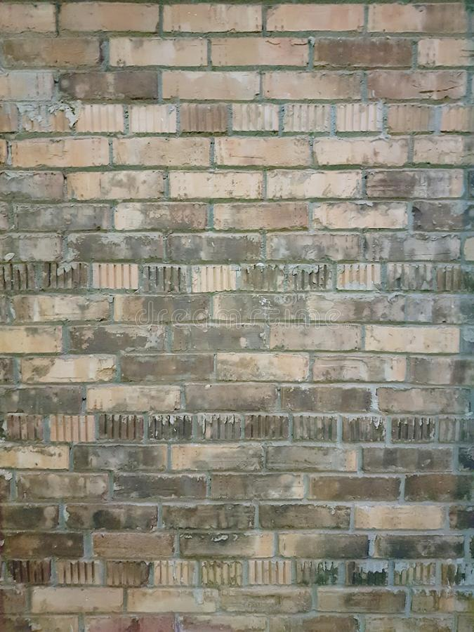 Photo of old brick wall. royalty free stock photos
