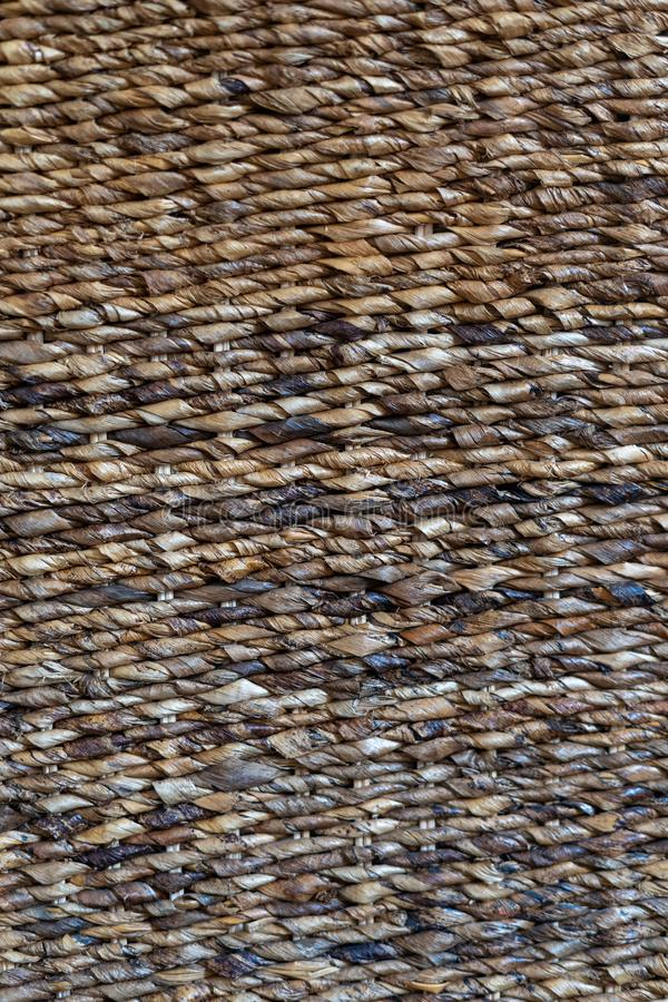 Photo of old and brown wicker texture stock photos