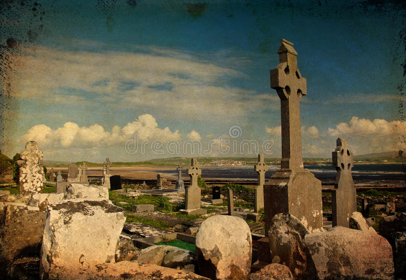 Download Photo Of Old Burial Garve Site West Of Ireland Royalty Free Stock Photos - Image: 15652458