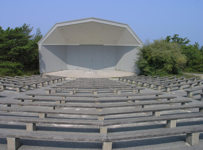 Download Photo of Outdoor Stage stock image. Image of amphitheater - 13661103