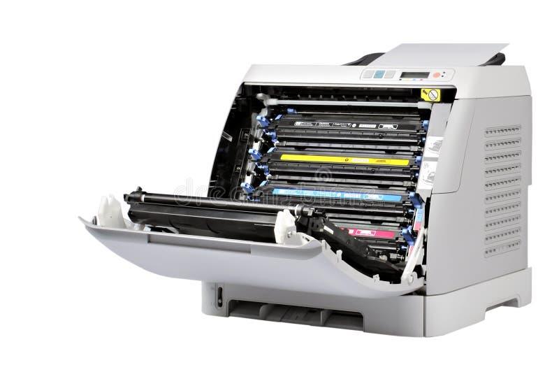 Photo printer stock photos