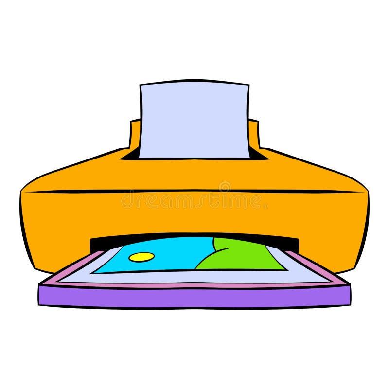 Download Photo printer icon cartoon stock vector. Illustration of device - 88451567