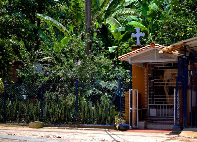 Photo religieuse dans un endroit magique images libres de droits