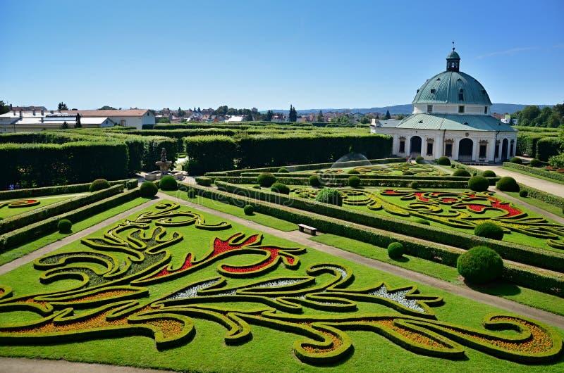 Rotunda in french garden stock photo. Image of french - 29799752