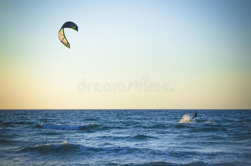 Download Photo Sea surfer far stock photo. Image of weather, summer - 33791490