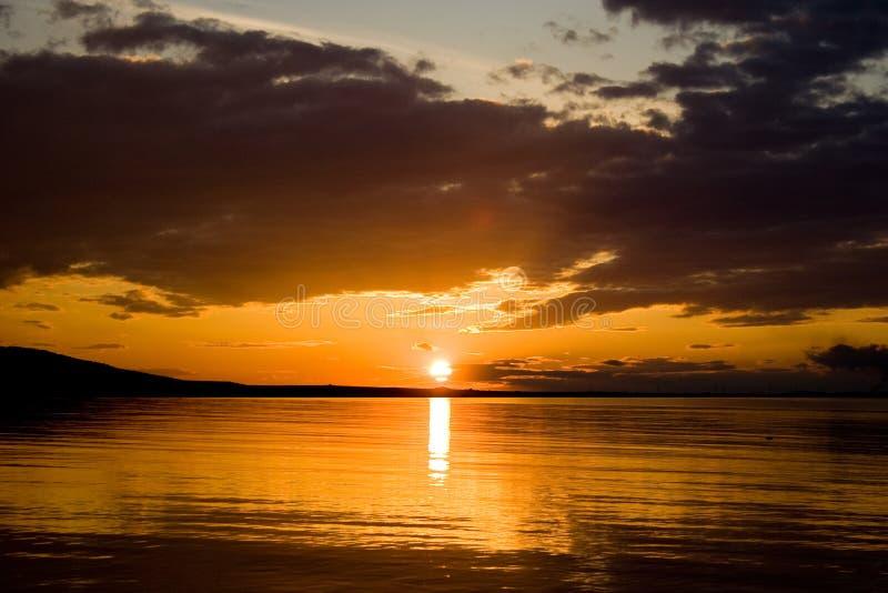 Photo series3-Sunset photo libre de droits