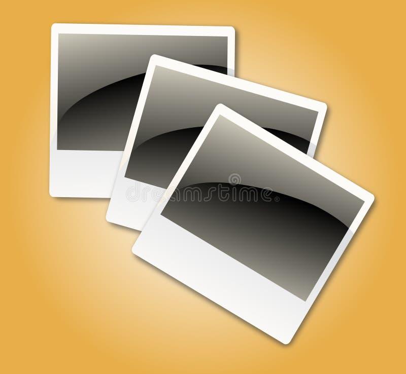 Download Photo slides stock vector. Illustration of orange, portrait - 14357063