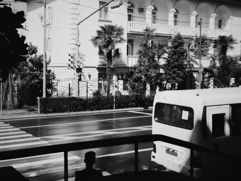 Photo of sochi street life stock images