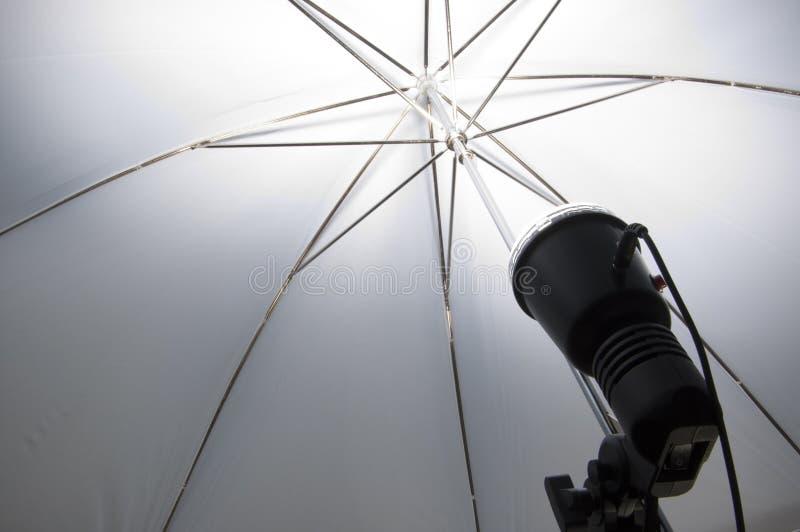 Photo studio. Macro of photographer studio equipment stock photos