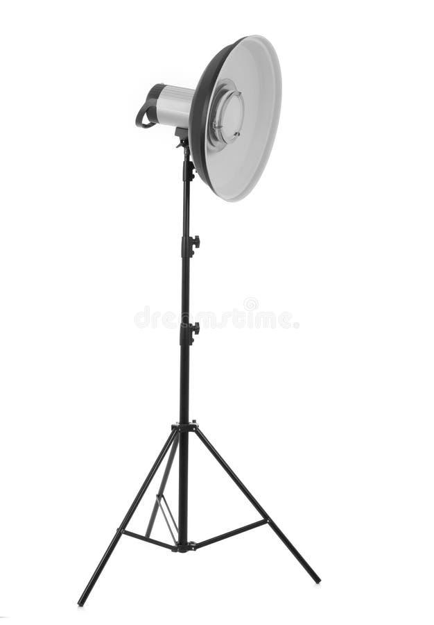 Photo studio light stock image
