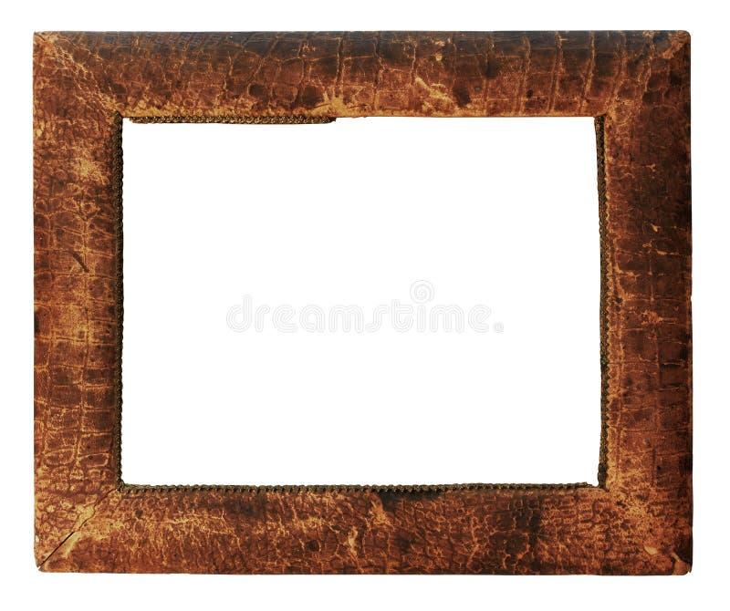 Photo-trame en cuir photos libres de droits