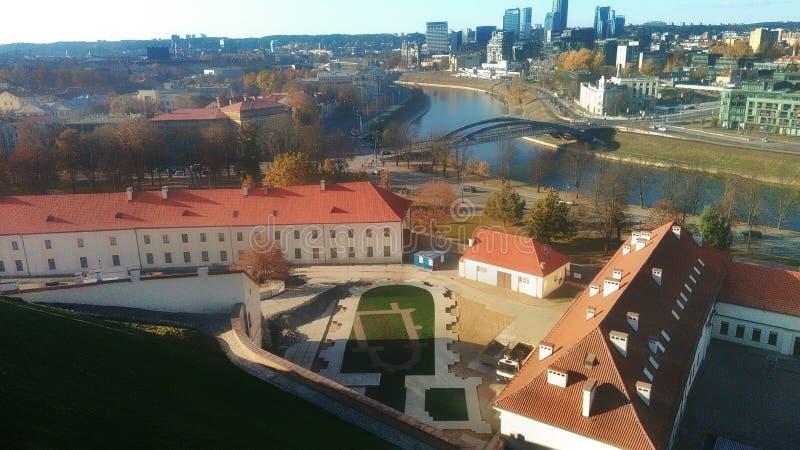 Photo Vilnius royalty free stock images