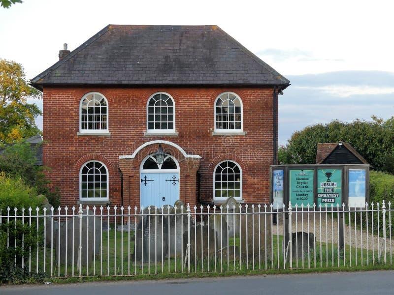 Chenies Baptist Church, Latimer Road, Chenies royalty free stock photography