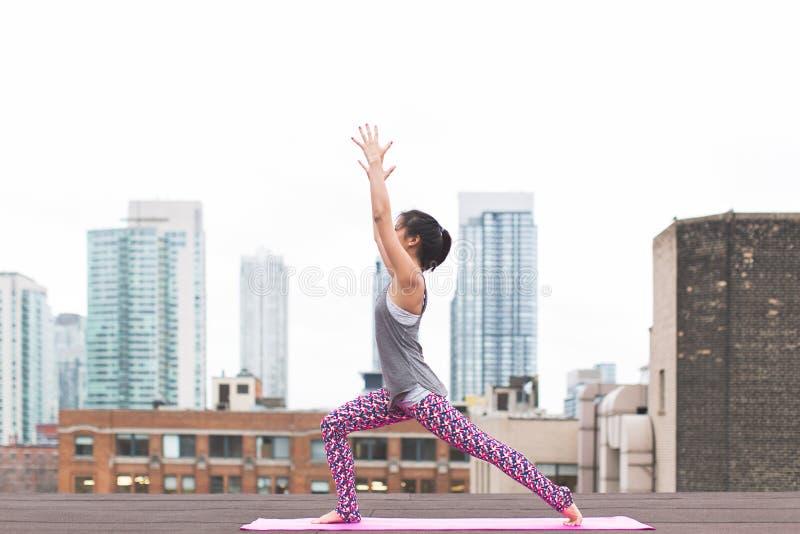 Photo of Woman Doing Yoga stock photography