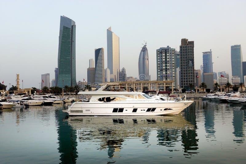 Photo of Yachts Near the City stock photos