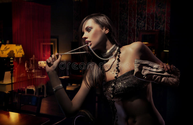 Download Photo Of A Young Fashionable Beauty Stock Image - Image: 17790159