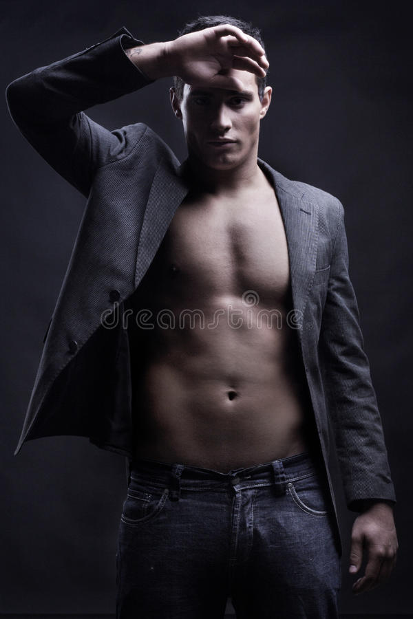 Download Photo Of A Young Man Stock Image - Image: 14819711