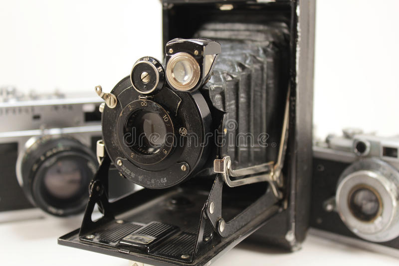 Photocamera royaltyfri fotografi
