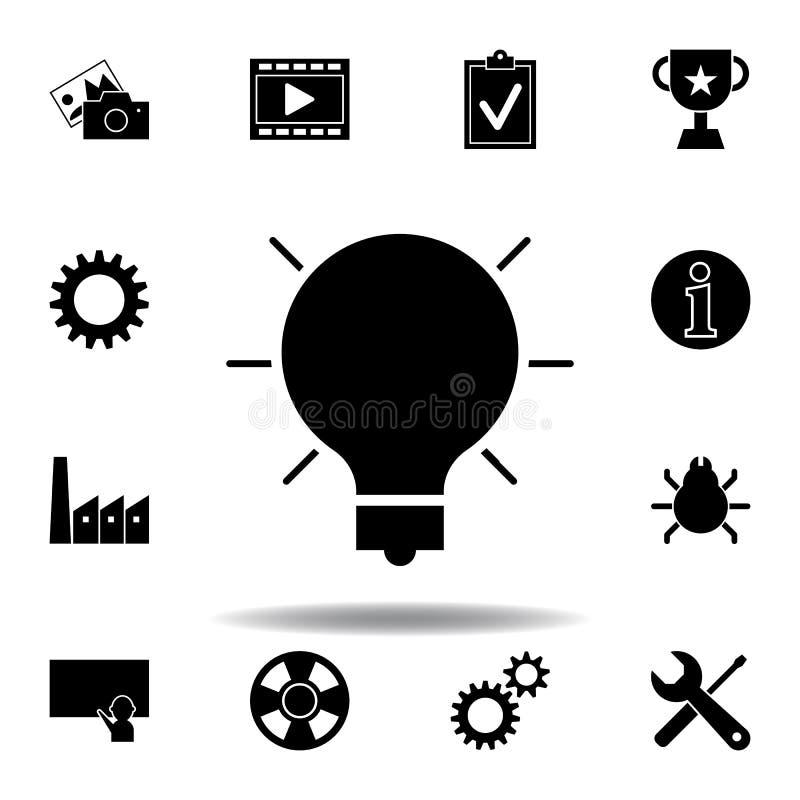 Photocamera-Bildikone Zeichen und Symbole k?nnen f?r Netz, Logo, mobiler App, UI, UX verwendet werden vektor abbildung