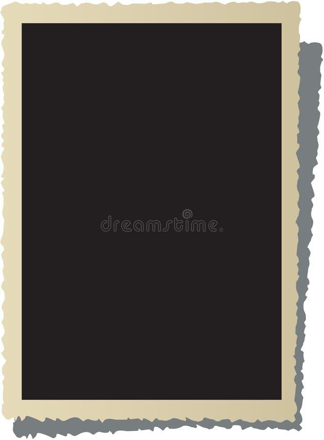 PhotoFrame royalty-vrije illustratie