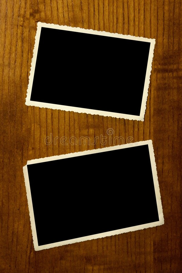 Free Photoframe Of An Empty Photo. Stock Photography - 8192702