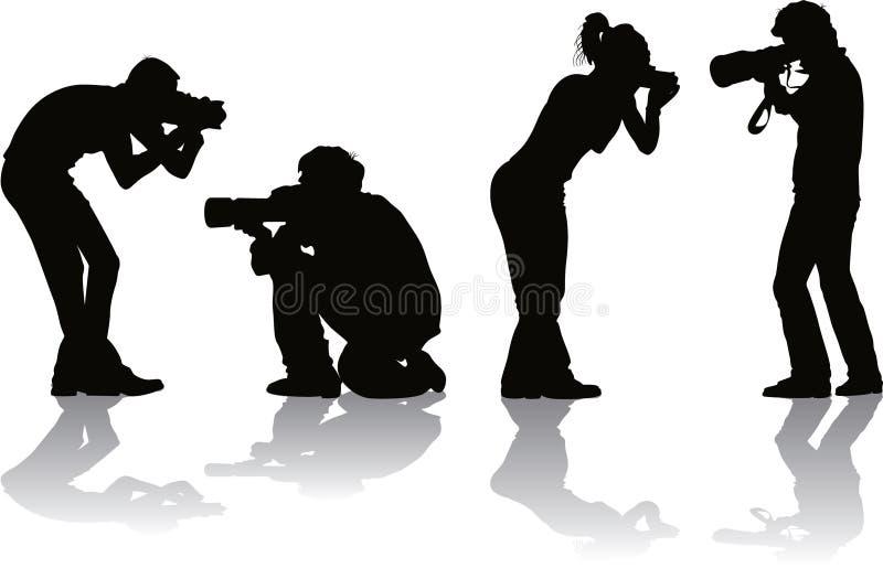 photografer 免版税库存图片