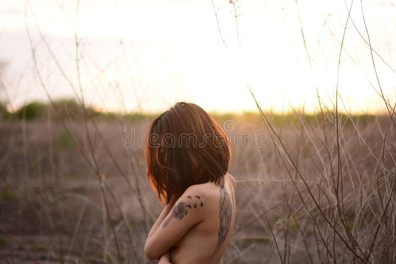 Photograph, Girl, Beauty, Grass Free Public Domain Cc0 Image