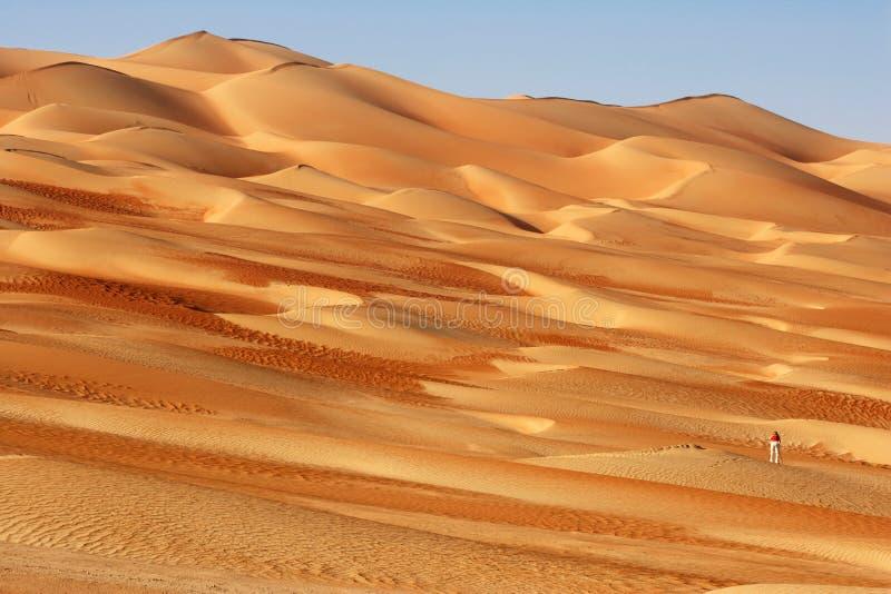 Photographe dunaire photo stock