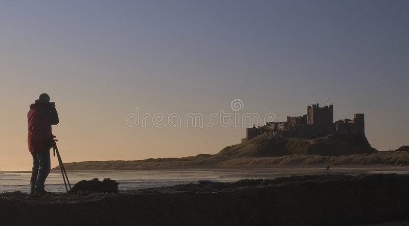 Download Photographer stock photo. Image of northumberland, camera - 4986